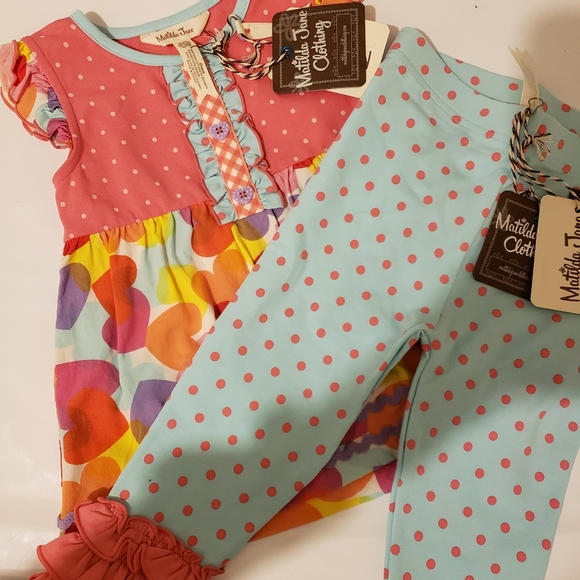 NWT Matilda Jane 18-24 months outfit